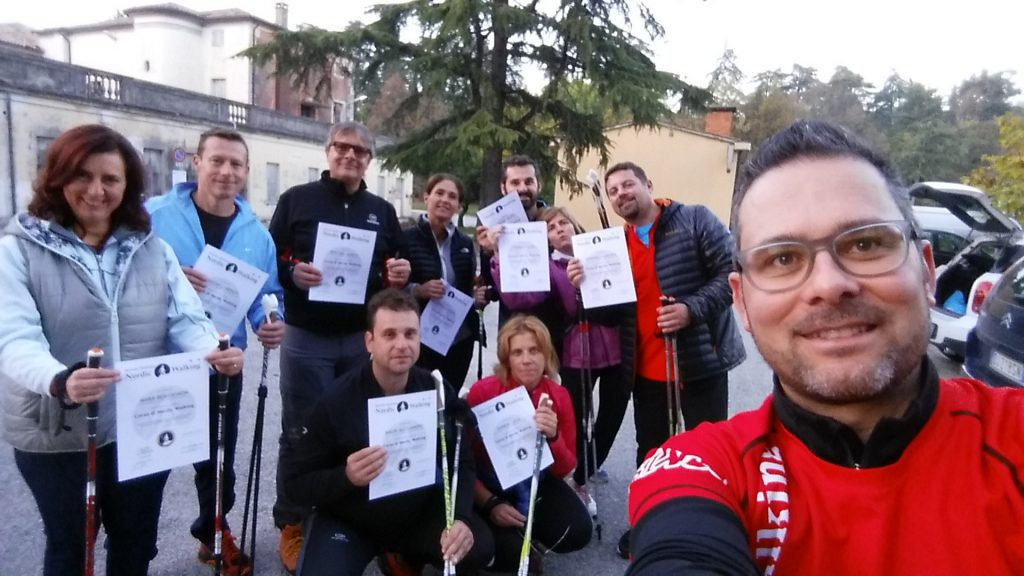 Corsi di Nordic Walking - May Straky ASD Montebelluna